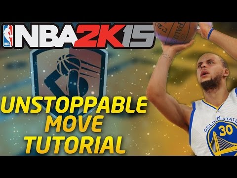 NBA 2K15 Tutorial: Unstoppable Move! Abuse Change of Direction With Shot Creators!