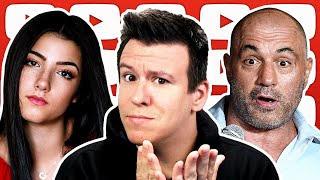 WOW! Ariana Grande Fraud Claim, Justin Bieber, Joe Rogan's Spotify Deal, Charli D'Amelio, COVID-19