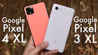 Google Pixel 4 XL Vs Google Pixel 3 XL! (Comparison) (Review)