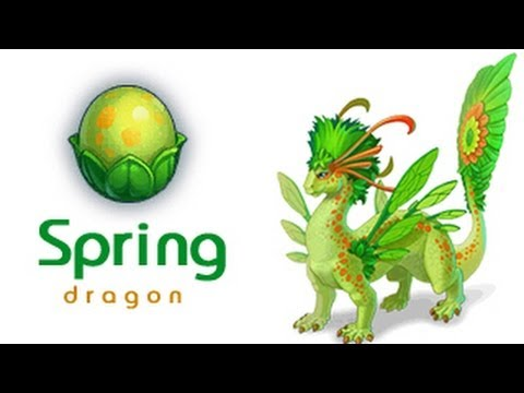 How To Breed Spring Dragon In Dragon World