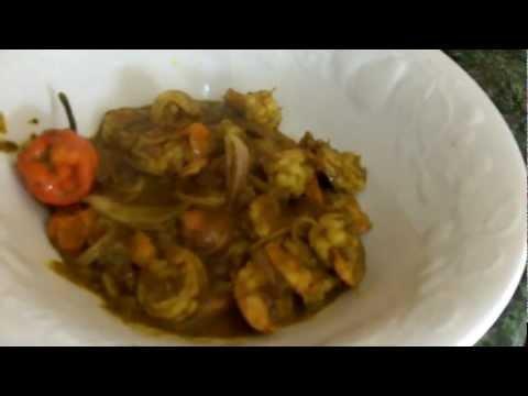 Curry Shrimp Recipe