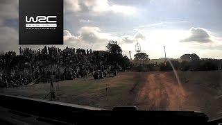 WRC - RallyRACC 2017: Ogier´s Shakedown ONBOARD