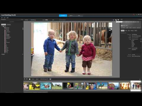 Getting Started with PaintShop Pro X6