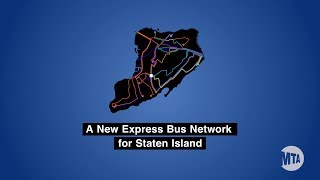 A New Express Bus Network for Staten Island