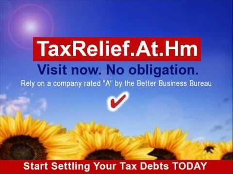 Tax Relief...