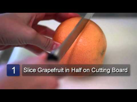 How to Eat Grapefruit