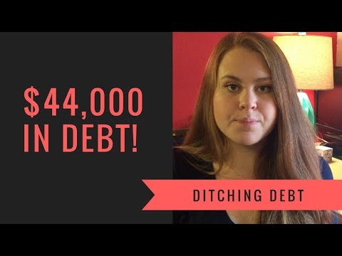 23 and $44,000 in Debt!