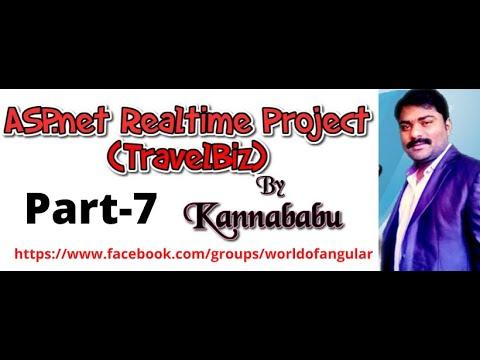 ASP.net PROJECT BY KANNABABU(PART-7)
