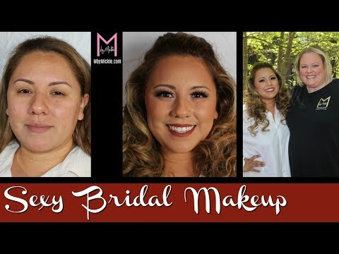 Sexy Bridal makeup (M by Mickie)