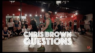 Download Chris Brown - Questions | Hamilton Evans Choreography