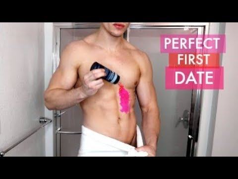 How I Get Ready for a First Date