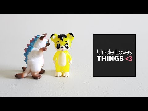 My Random Vinyl Artist Gacha, Miniature Art Toys (Medicom Toy, Japan)