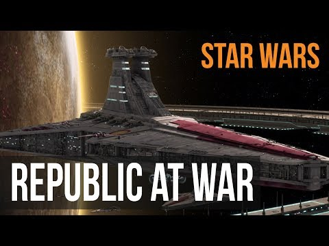 What is... Star Wars Republic At War (Empire At War Mod)
