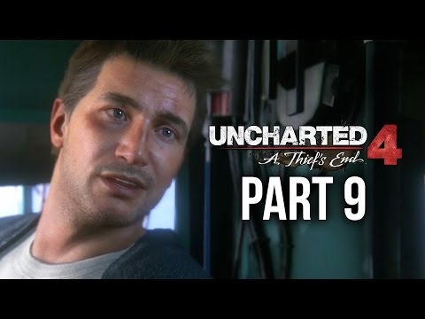 Uncharted 4: A Thief's End - Walkthrough/Gameplay Part 9-1080p