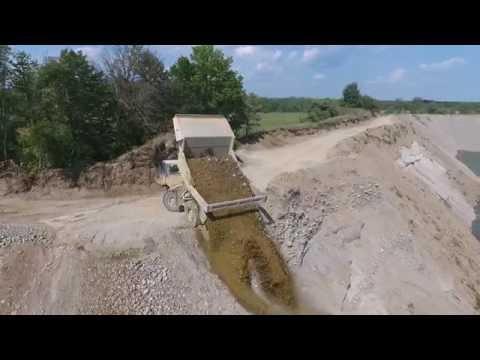 Caterpillar 769D Rock Truck