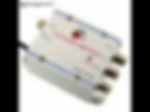 CATV Signal Amplifire/Dish Line Cleaner