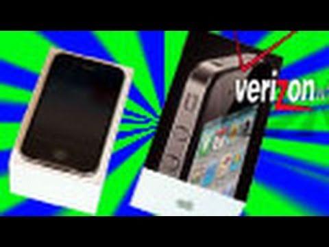 NEW Verizon iPhone 4 Unboxing!