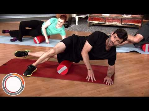 How to Stretch With a Foam Roller