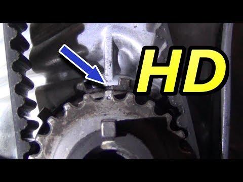 V6 Timing Belt Tips and Tricks