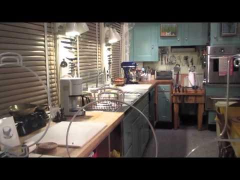 Julia Child's kitchen - October 2011
