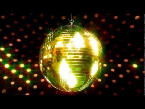 Disco Ball spinning (background video) FREE DONWLOAD