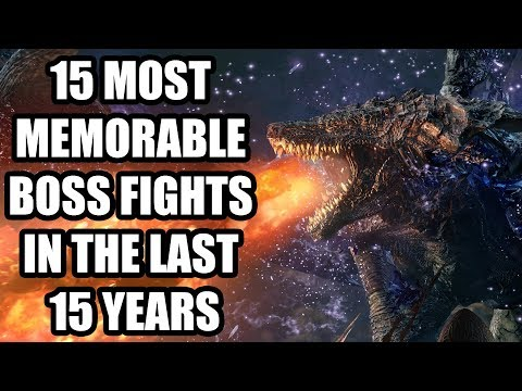 15 Most Memorable Boss Fights In The Last 15 Years