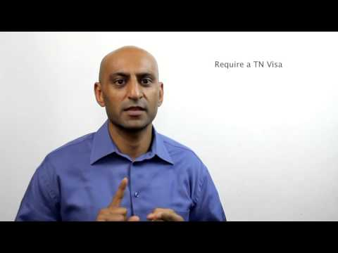 TN Visa Job Interview - Mistakes you must avoid