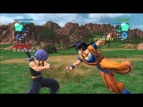 Dragon Ball Z Ultimate Tenkaichi Online Battle #1