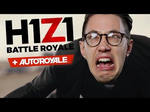 Auto Royale mit PietSmiet! | H1Z1: Battle Royale