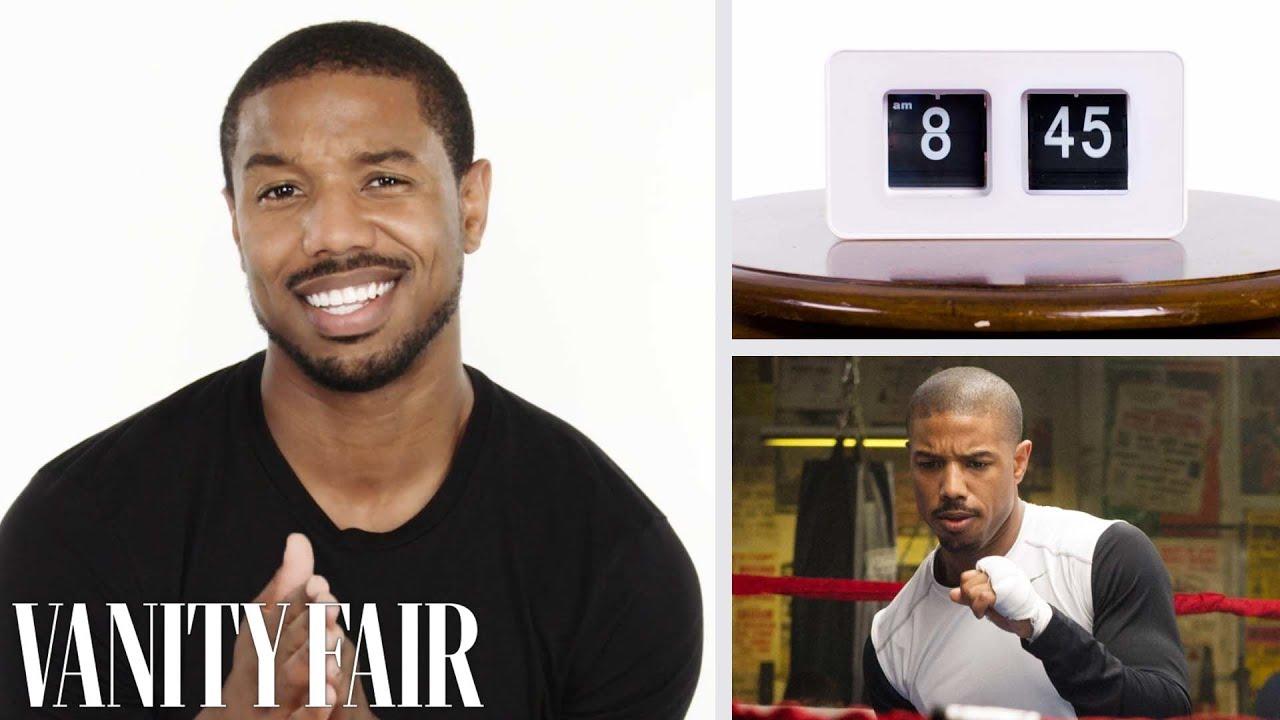 Everything Michael B. Jordan Does in a Day | Vanity Fair