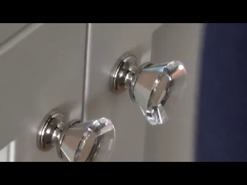 How To Build A House: Finishing Door Handles and Knobs Ep 64