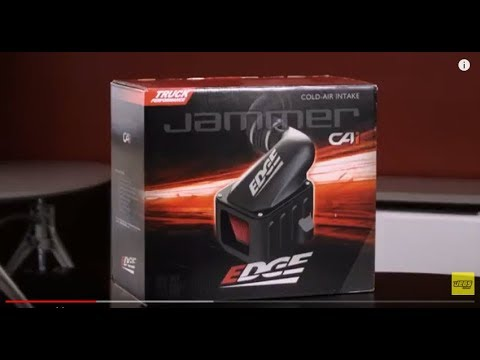 Dodge Ford GM Chevy Performance Cold Air Intake System Kit Edge Jammer Product