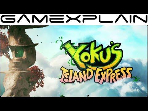 Yoku's Island Express - Game & Watch (Nintendo Switch)
