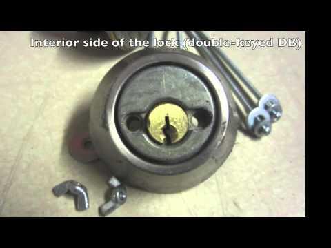Cheap TTL Vol. 1: Deadbolt Pull Prop