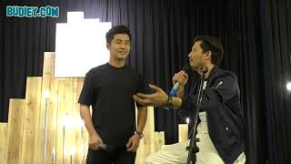 Kantoi! Alvin Chong