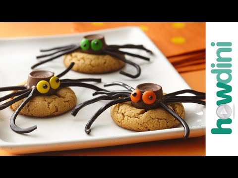 How to Make Cookies | Easy to Bake Halloween Cookie Ideas