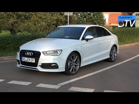 2015 Audi A3 Limousine 2.0 TDI (150hp) - DRIVE & SOUND (1080p)