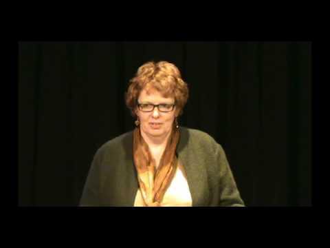 Heather Malcolm reads at Bath Literature Festival