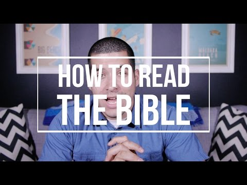 How To Read The Bible | Jefferson Bethke