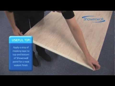 Showerwall Installation Video UK