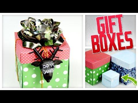 Super Cute DIY Bows & Gift Boxes! - Do It, Gurl
