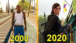 Эволюция Лучших Игр Года 2000 - 2020 История Всех Побед The Game Awards