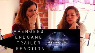 Download AVENGERS ENDGAME TRAILER REACTION Video