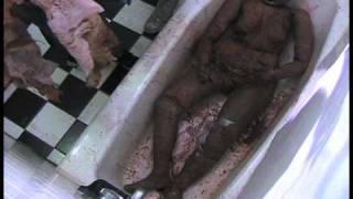 Rival Friend by Danielle Lange, Chris Gage, RISD (Bathtub scene, bath tub scene)