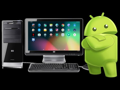 Installing Android on PC (Android x86 Oreo)