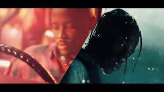 """DJ Mustard feat. Travis Scott & YG """"Dangerous World"""" (Music Video)"""