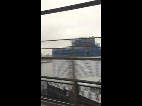 Brooklyn Bridge Hudson river