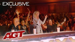 Relive The Golden Buzzer Moments From The Season 14 Auditions - America's Got Talent 2019