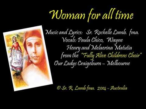 Woman for all time