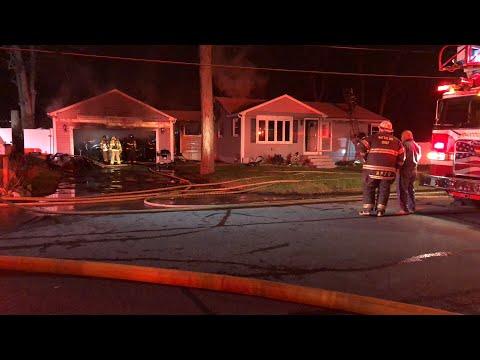 Smithfield Fire 2nd Alarm pt.2